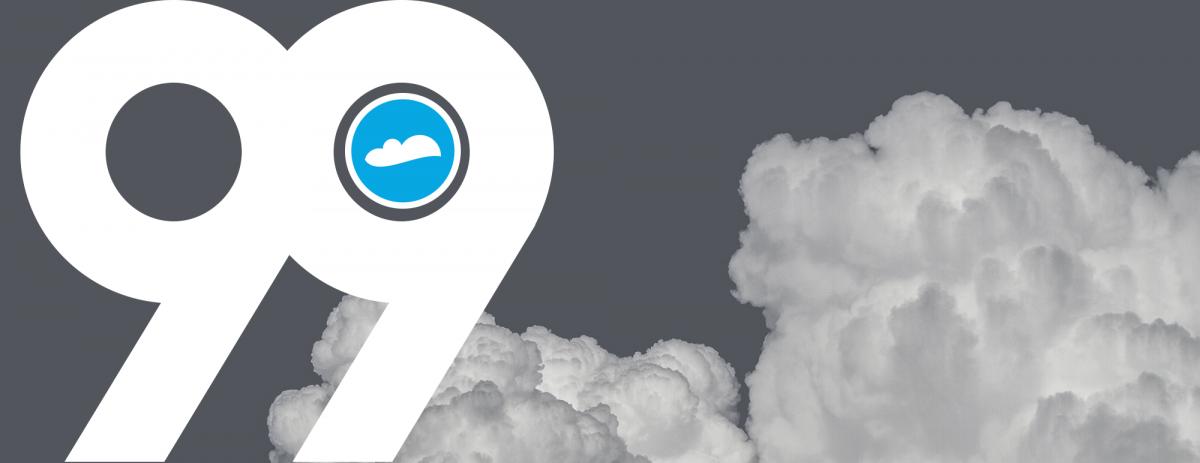 Cloudstaff Employee Retention Rate - 99 & Feeling Fine!