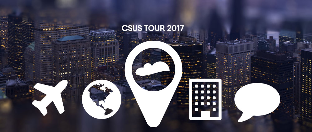 CS US Tour - Modern Workforce
