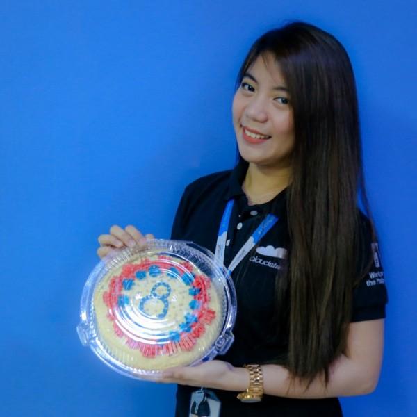 First filipino employee