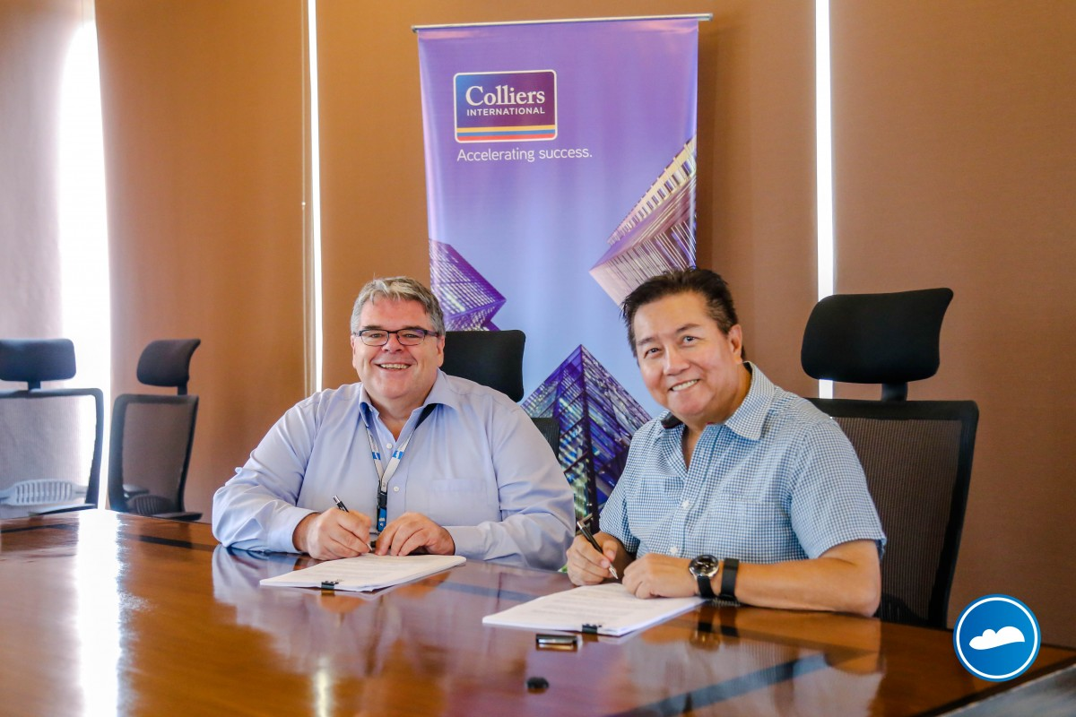 contract signing at eNtec2