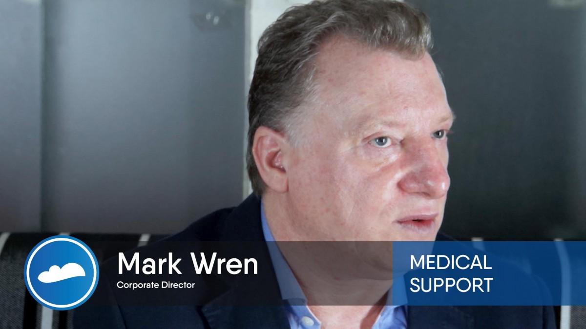 Interview Mark Wren Medical
