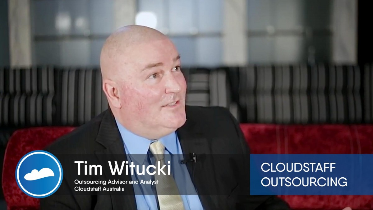 Interview Tim Witucki Outsourcing
