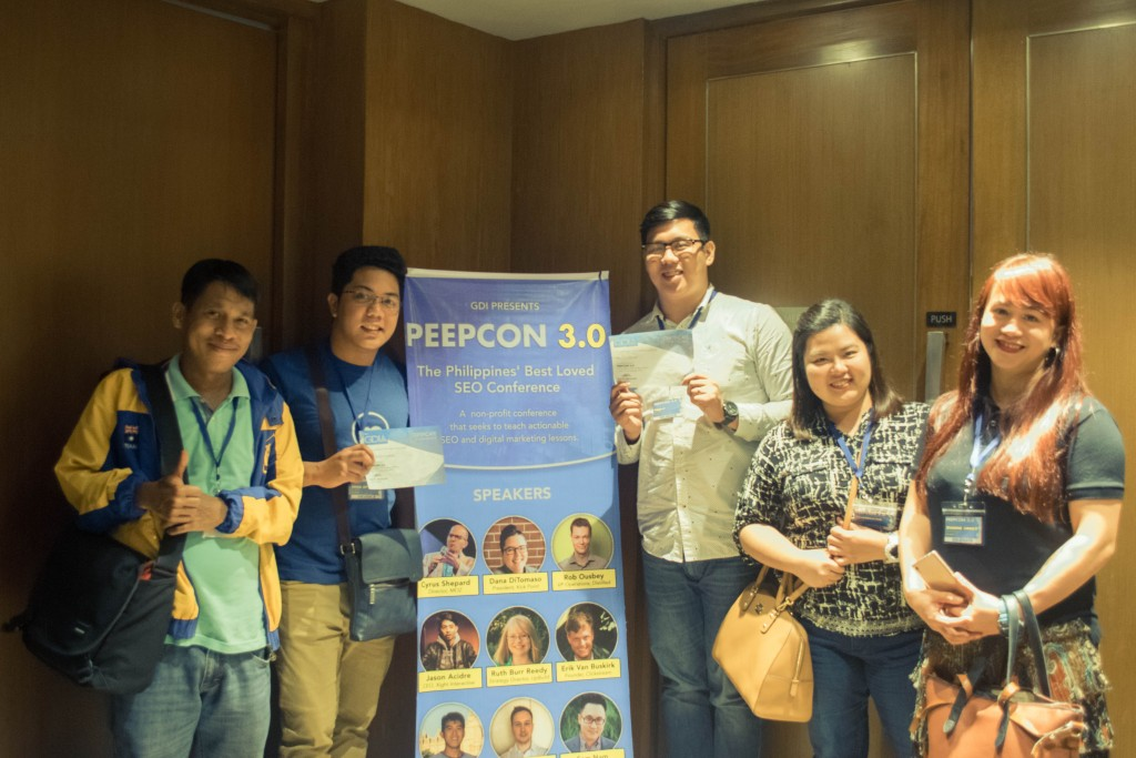 SEO - PeepCon Seminar
