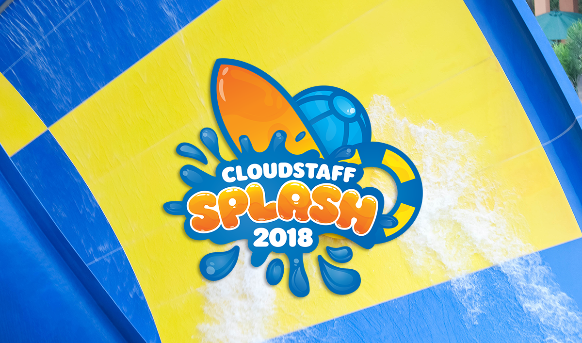 Team Building 2018 - Cloudstaff Splash