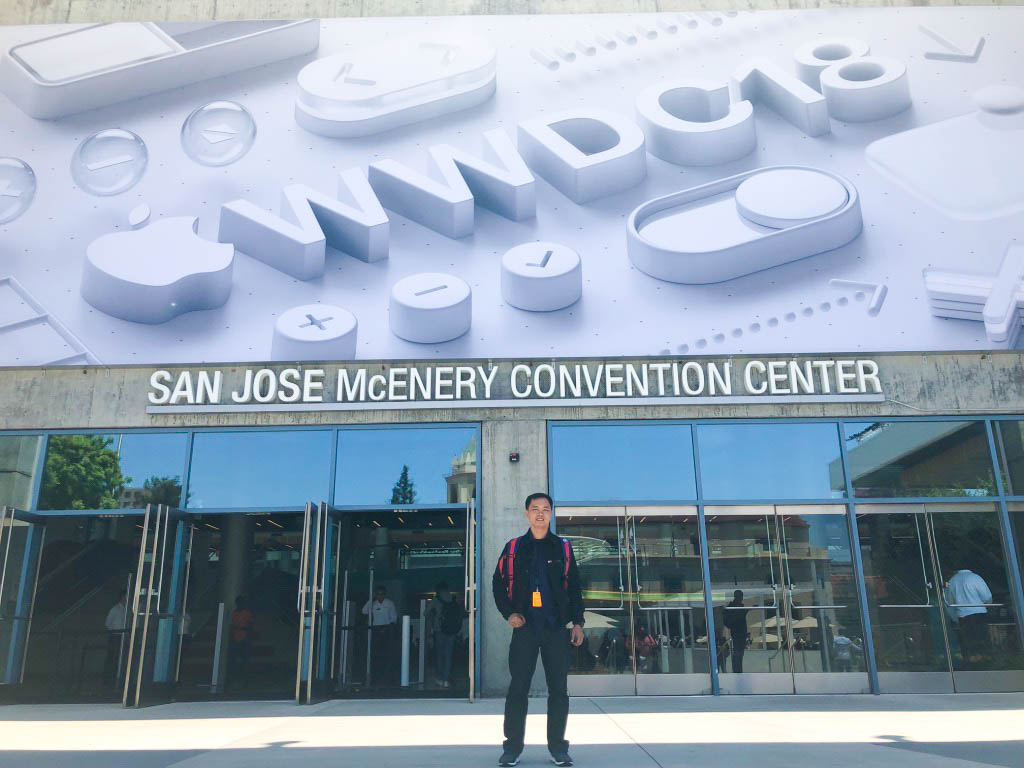 Cloudstaff goes to Worldwide Developers Conference (WWDC)