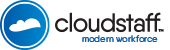 Cloudstaff: Next-Generation Outsourcing Logo