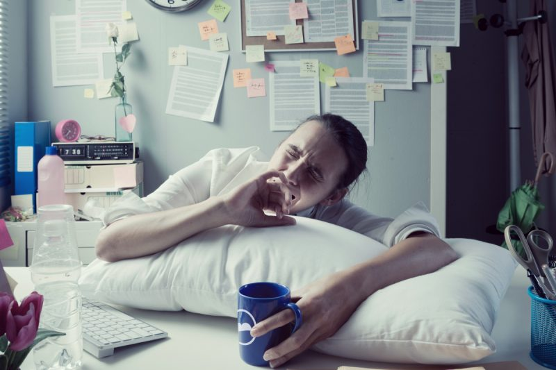 Sleep - An Essential Business Strategy that Everyone Seems to Miss