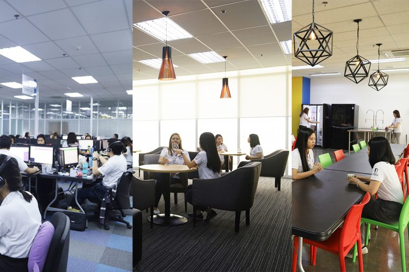Cloudstaff Office Expansion
