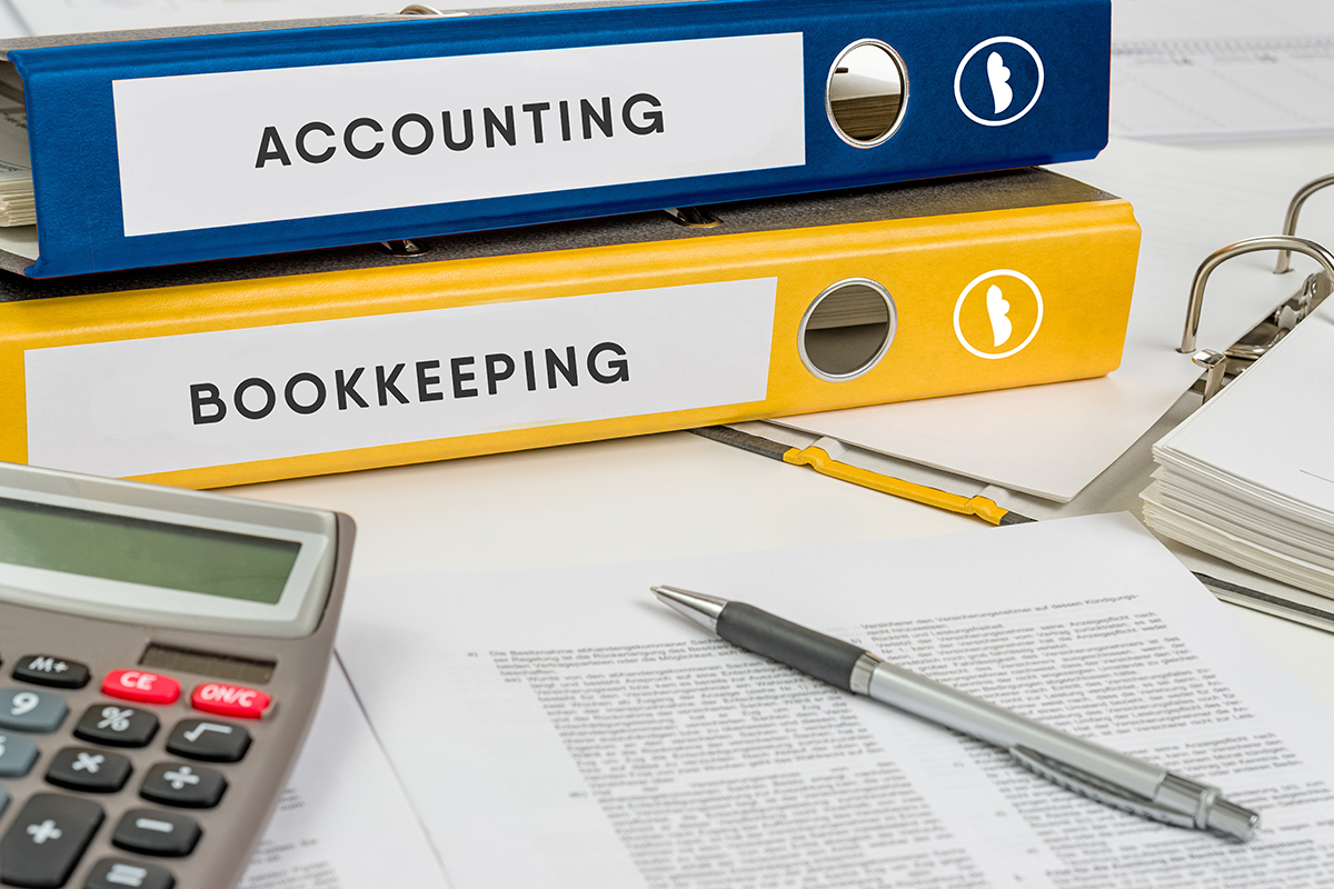 Financial Data - Accounting versus Bookkeeping