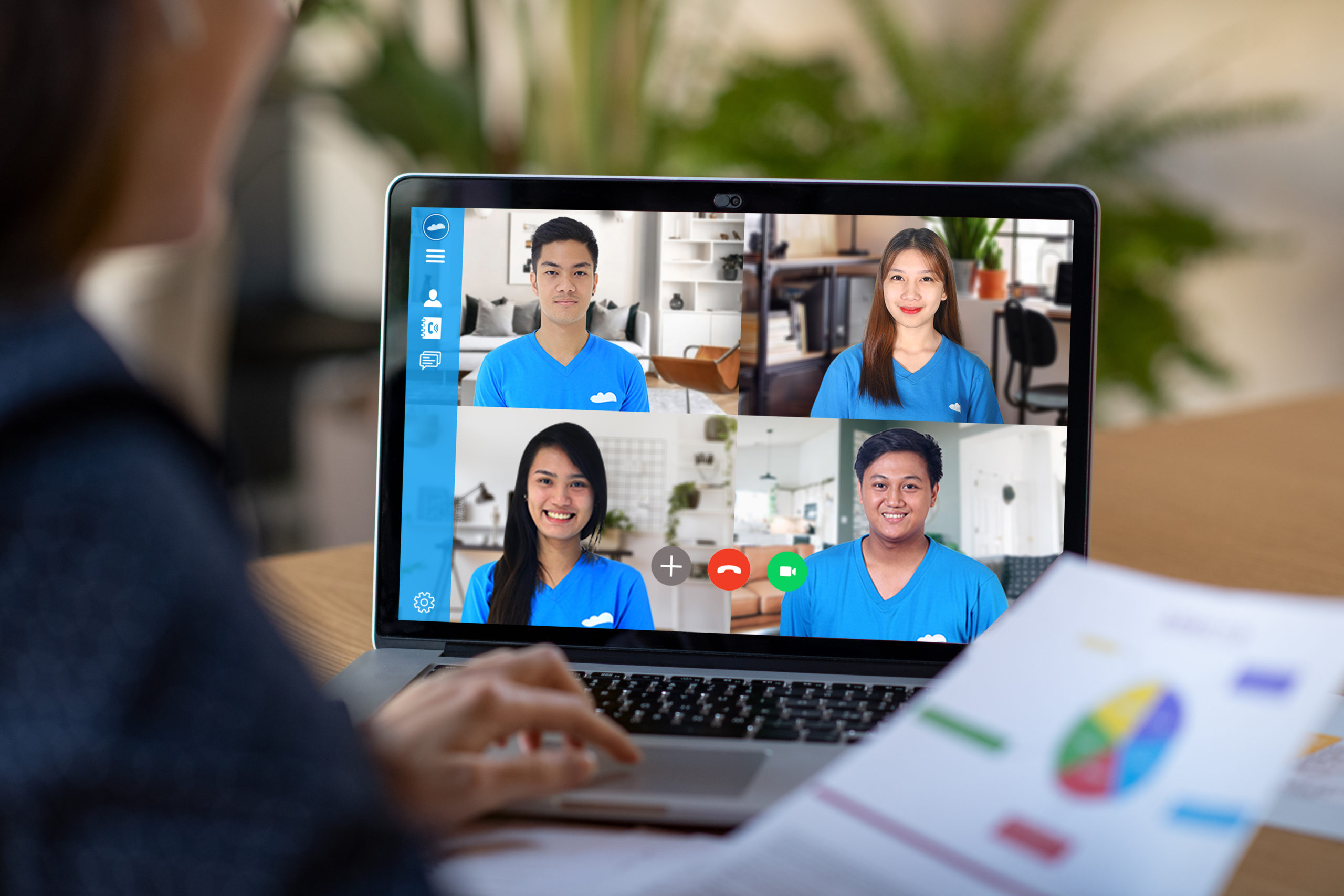 Great strategies to engage your remote team while working from home